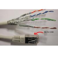 Cheap Lan Cable :CAT7 SSTP LanCalbe-005 for sale