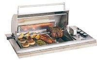 Fire Magic Regal I Countertop Stainless Steel Drop In Grill