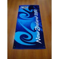 Cheap Velour Reactive Print Beach Towel (FC-ST1102) for sale