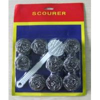 Cheap A6115D s/10 wire scourer with handle stocks for sale
