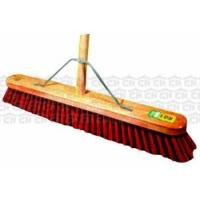 """Cleaning Materials BROOM COCO & HANDLE 18"""""""