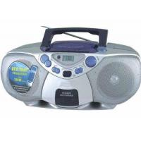 Radio Cassette Recorder ZR-520CD