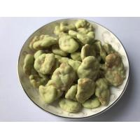 Cheap GMO - Free Fava Beans Nutritional BenefitsWasabi Coated Fried Technology for sale