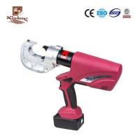 Battery Hydraulic Crimping Tool for Aluminum Factory, 12 T electric Crimping Tool for cable lugs