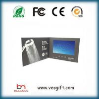 Promotional Gift 10 Inch Vide Card Video Brochure