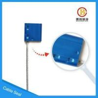Cheap Cable Seal Disposable Cable Lock Seals for sale