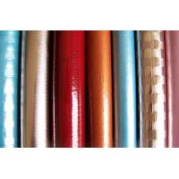 PU Synthetic Leather High Light PU Leather luggage materials