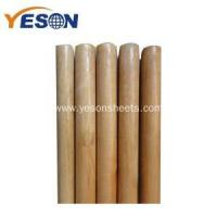 Cheap varnished broom stick,wooden handle low price sell for sale