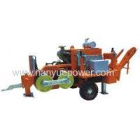 Cheap 180kN Hydraulic Cable Puller cable pulling tools cable pulling winch equipment manufacturers for sale