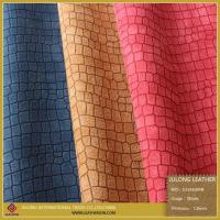 Cheap Sheep and Wool Imitation Stone Pattern Leather for sale