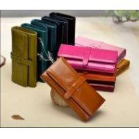 Cheap Genuine Leather Wallet Lady Women's Wallet Leather Men's Wal for sale