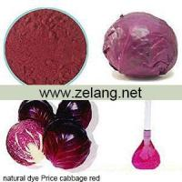 Cheap Natural Dyes Price Cabbage Red Sale for sale
