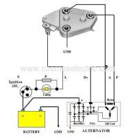 Alternator Regulators CS-DE609