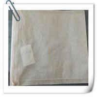 Biodegradable Filter Paper Tea Bag with String and Tag