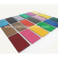 yishun color plexiglass mirror acrylic PMMA sheet plasticfor for decoration
