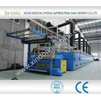 Cheap Good Quality Hot Air Stenter Setting Machine for sale
