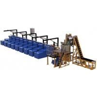 Cheap One Pot Multiple Machines Grid Casting Line for sale