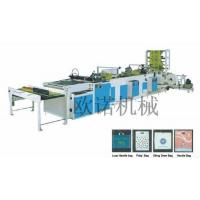 Plastic Bag Making Machines SS-800ZD Fully Automatic Soft-bag bag machine