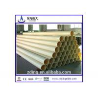 Cheap DN 20-400mm PVC pipe suppliers for sale