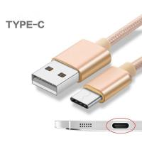 Hotsale Nylon Type C USB Cable USB Wall Charger