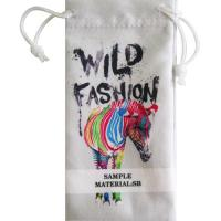 Cheap digital printing spectacle bag for sale