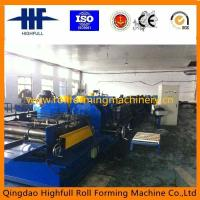 Quality galvanized cable tray rolling machine for sale