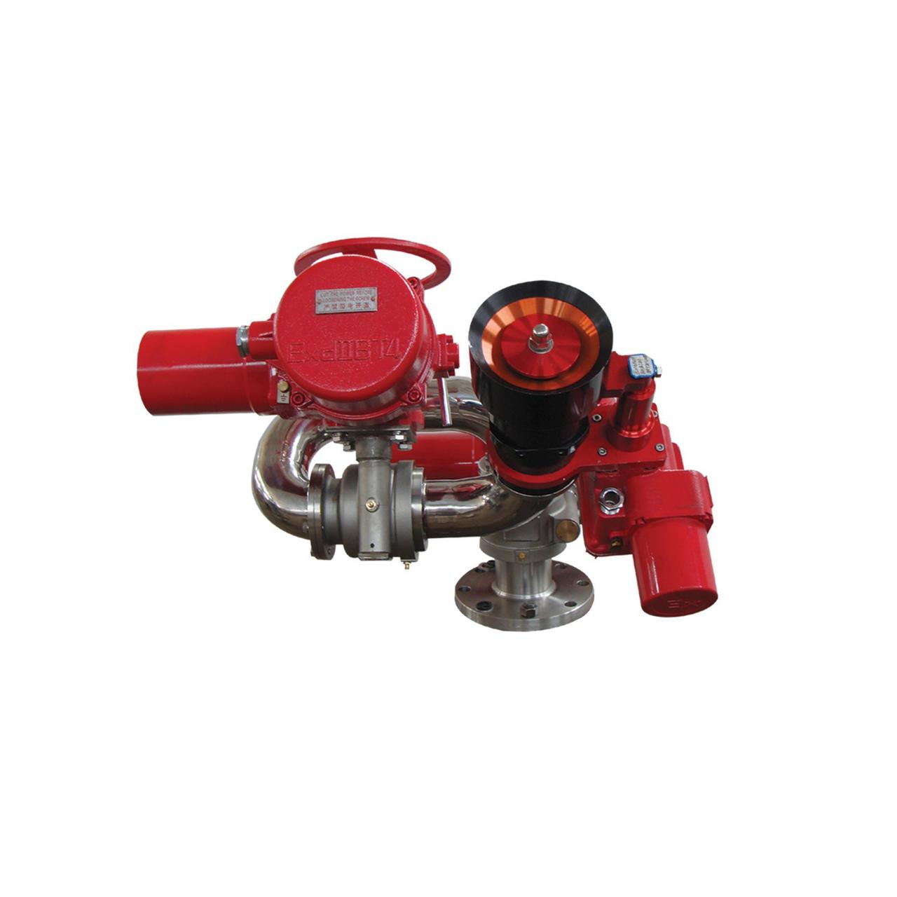 Cheap anti-explosion fixed fire monitor for sale
