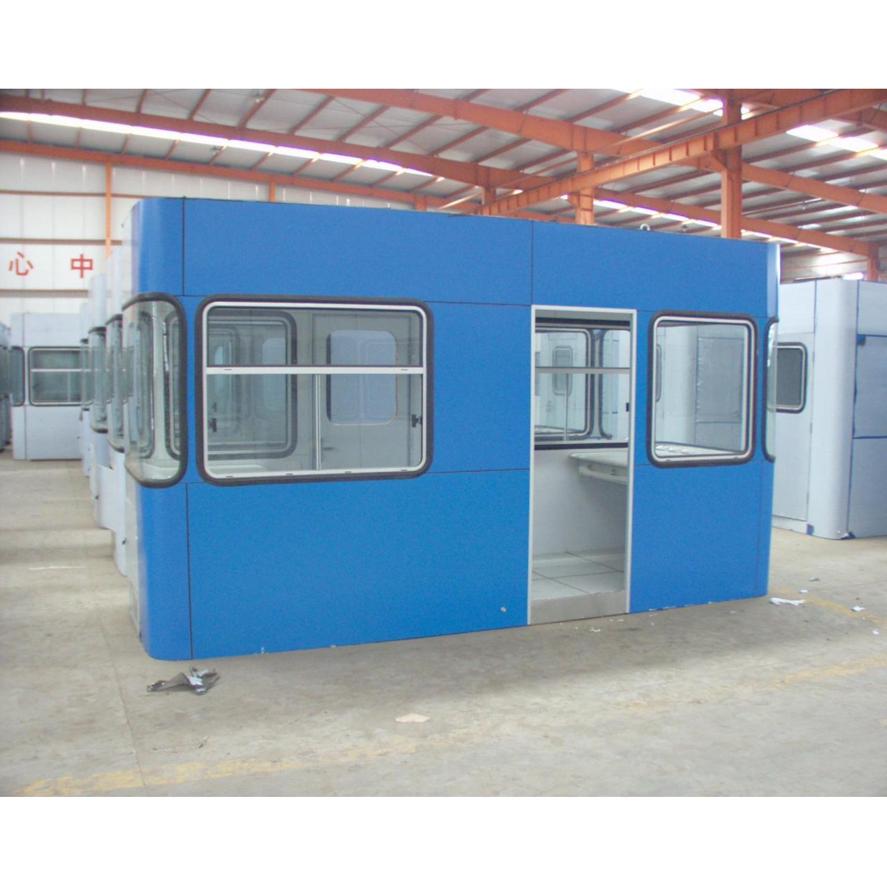 Cheap Aluminium model board monodirectional toll booth for sale