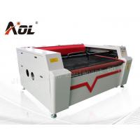 Cheap Auto-Feeding Laser Polyester Fabric Cutting Machine/Flatbed Cutter for sale