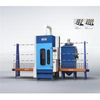 Cheap PS16LA Full-automatic glass sand blasting machine for sale