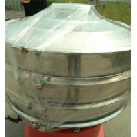 Cheap china manufacture factory direct sale circular vibration screen for rubber powder sieving for sale