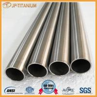 Cheap China ASTM B862 Welded Grade1 Titanium Pipes for sale