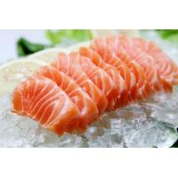 salamon fish from Norway and Chile