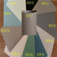 Matt Colorful Leather Emboss PVC Film