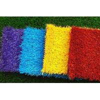 Cheap Artificial grass Colorful Grass for sale