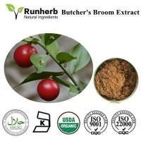 Cheap Butcher's Broom Extract ,butcher's broom extract factory for sale