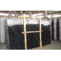 Cheap Slab Nero Marquina Marble for sale