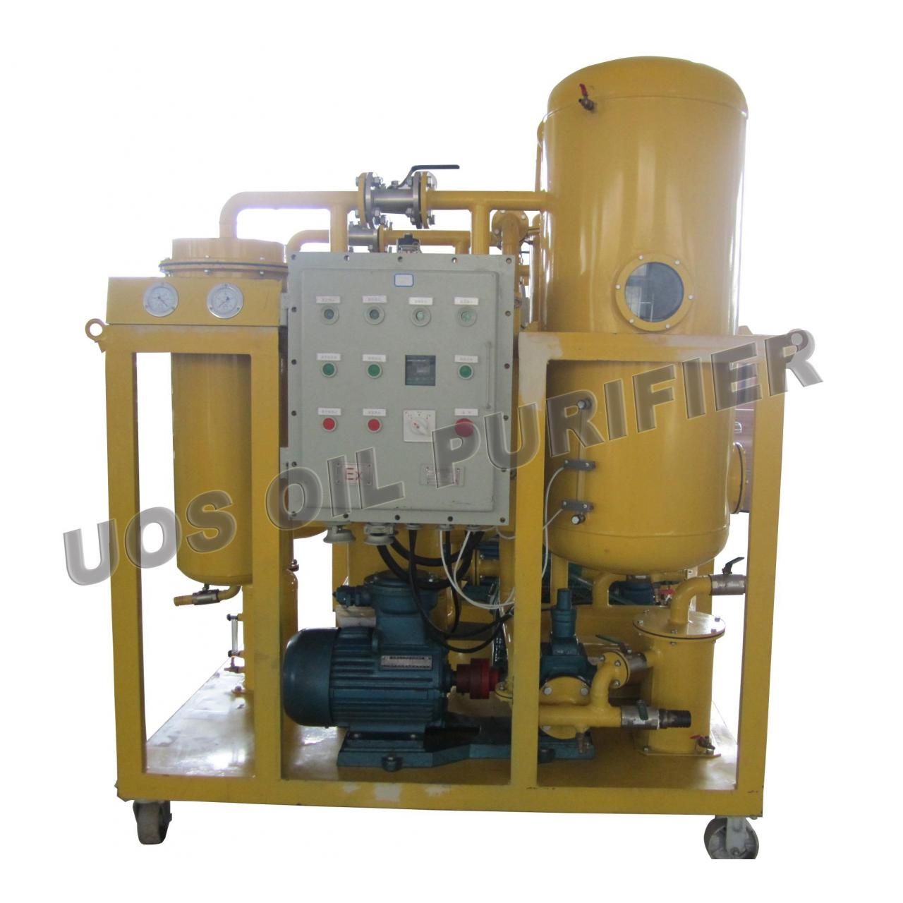 Cheap TYA-I Series Vacuum Phosphate Ester Fire-Resistant Oil Purifier for sale