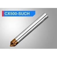 Buy cheap CX500 Chamfering End Mill for Stainless steel from wholesalers