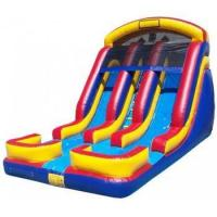 Cheap Hot sale cheap inflatable bouncer combo for sale, fire truck inflatable bounce house for sale