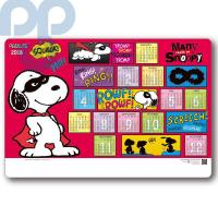 Cheap CADTSP-001-CT Functional placemat calendar-Snoopy for sale