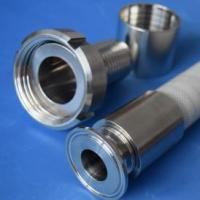 Cheap Pharmaceutical-grade hose SMS quick connector for sale