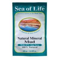 Cheap Sea of Life Mud Item No: 551011 Natural Mineral Mud with 25% Aloe Vera 400g for sale