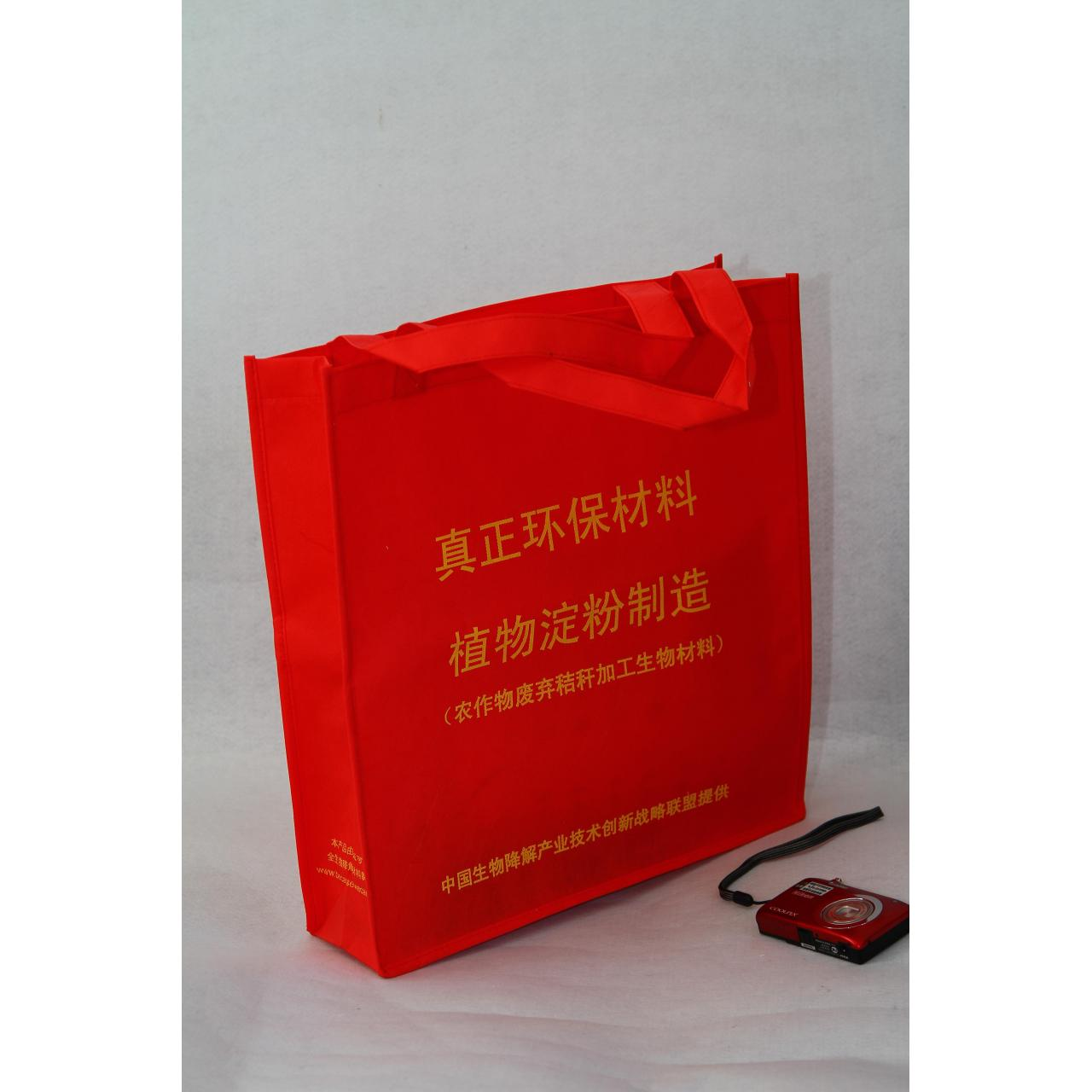 Cheap BSR Food Container NW-School147 PLA Non-Woven Bag for sale