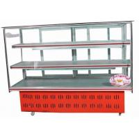 Bar ordering/Cake cabinets,