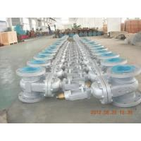 Gate Valves API Flanged Cast Steel Gate Valve