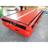 INFLATABLE GYM MAT air pit YGM-11
