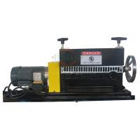 BS-027 scrap metal cable recycling machine