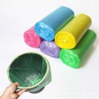 Cheap Resealable Plastic Kitchen Garbage Bags for sale