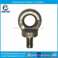 Cheap BS4278 Galvanized Collared Eye Bolts for sale